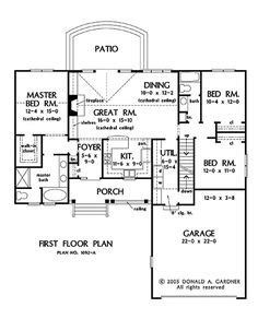 bagwell place home plans and house plans by frank betz