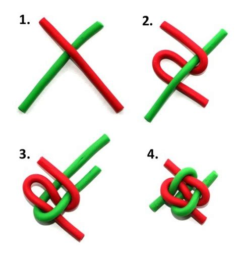 Craft Knots - craft rope friendship knots for