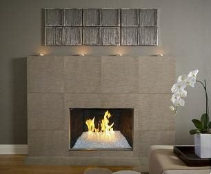 glass fireplace kits 24 quot complete non metallic fireglass fireplace kit on glass
