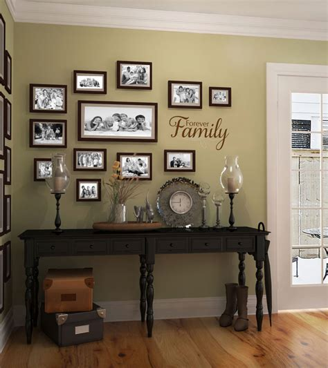 family entry  wall decal pinterest home decor