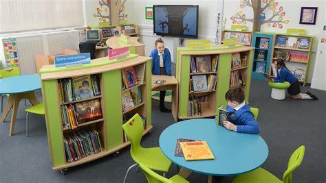 school library case study norwood primary school