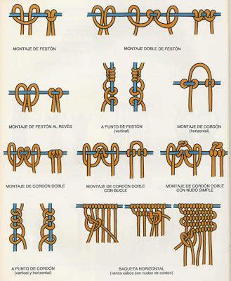 Learn Macrame Knots - trabalhos manuais pontos de macram 233