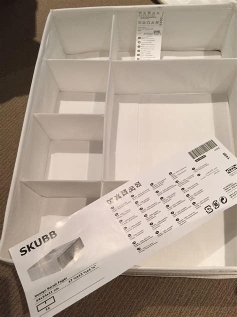 ikea skubb drawer organizer how to organize your closet in real life clutterfly inc