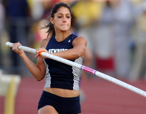 Accidentally Turns Pole Vaulter Allison Stoke Into Icon by What Became Of Viral Sensation Allison Stokke Page 2