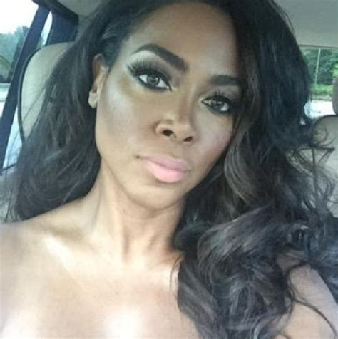 portia hair from real housewives of atlanta kenya moore disgusted by kim zolciak s real housewives of