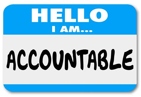 don t rock the boat definition accountability is your friend it s your turn