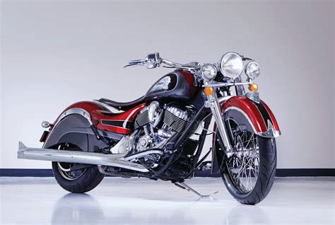 house of motorcycles indian big chief custom meets new york 171 motorcycledaily com motorcycle news
