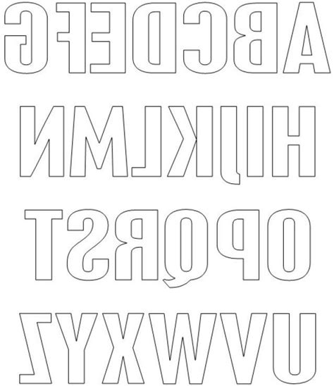 printable letters and numbers free 10 images about alphabet on pinterest fonts alphabet