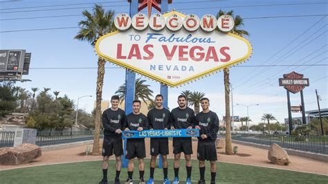 las vegas lights fc players las vegas lights fc signs five local players to preseason