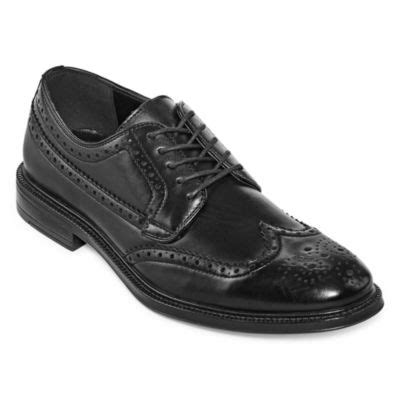 stafford oxford shoes stafford corepan mens oxford shoes jcpenney