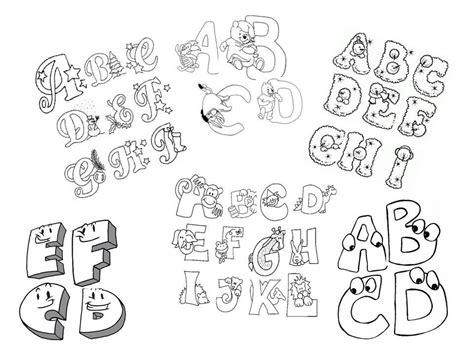 moldes de letras del abecedario para carteleras letras bellas para carteleras dibujos foami fotos bsf