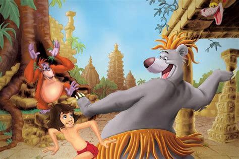 cartoon film jungle book the original top 10 of entertainment and beyond top 10