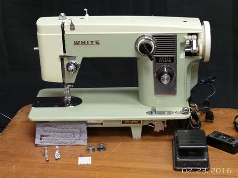 leather upholstery sewing machine heavy duty white 527 leather upholstery sewing machine
