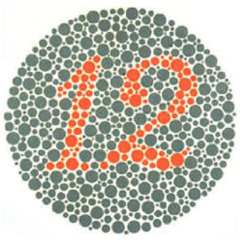 Color Blind Picture Test Mobilefish Com Online Ishihara Test For Color Blindness