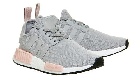 cheap adidas shoes  shopping adidas nmd  grey pink
