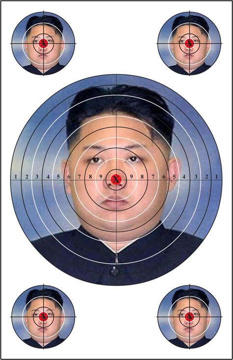 printable 11x17 targets custom paper rifle pistol targets 11 quot x17 quot qty of 15 ebay