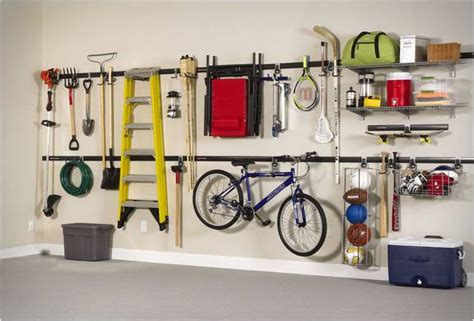 Types Of Garage Storage Solutions by 20 Garage Wall Storage Ideas Space Organization With