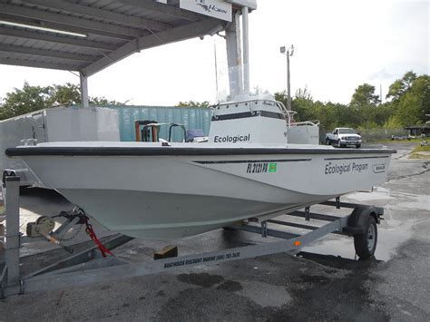 boat hull to boston 18 boston whaler commercial hull the hull truth