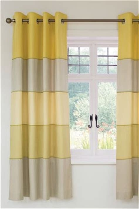 lemon nursery curtains lemon curtains for nursery modern stripe curtains in