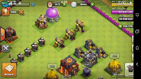 mod game android coc clash of clan mod coc mod apk 2016 th 11 coc sl v4
