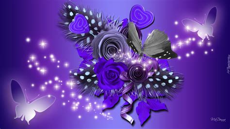 beautiful flower wallpaper zedge kwiaty motyle grafika