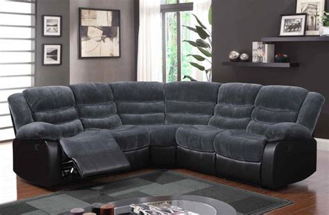 fabric sectional sofa with recliner cloth sectional with recliner 28 images sectional sofa