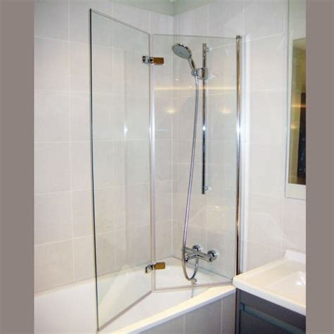 glass shower screens for baths 17 best ideas about bath screens on bath