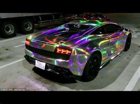 top 5 paintjobs & wraps (cars) youtube