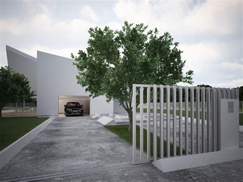 Pagar Rumah Minimalis 3 35 model pagar rumah minimalis sederhana dan elegan sejasa