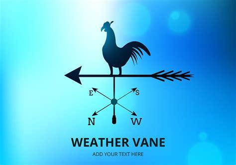 weather vane vector   vectors clipart