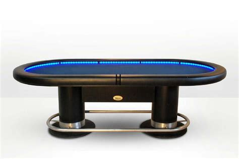 oval table blue caiman casino ex pokerproductos