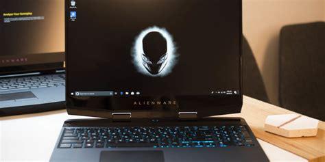 alienware m15 laptop sports thinnest dell gaming design nvidia max q gpus ars technica