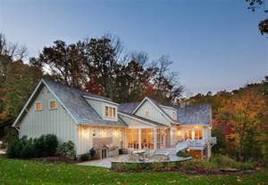 lakeside family cottage style exterior dc