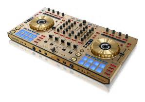 Pioneer strikes gold with limited edition ddj sx n pioneer
