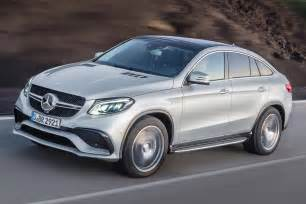 Mercede Suv 2016 Mercedes Gle Class Coupe Suv Pricing For Sale