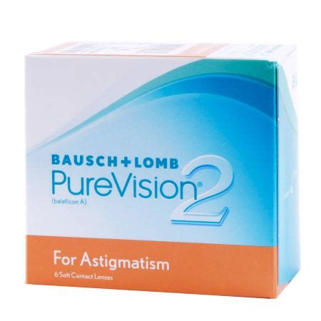 most comfortable contact lenses for astigmatism purevision
