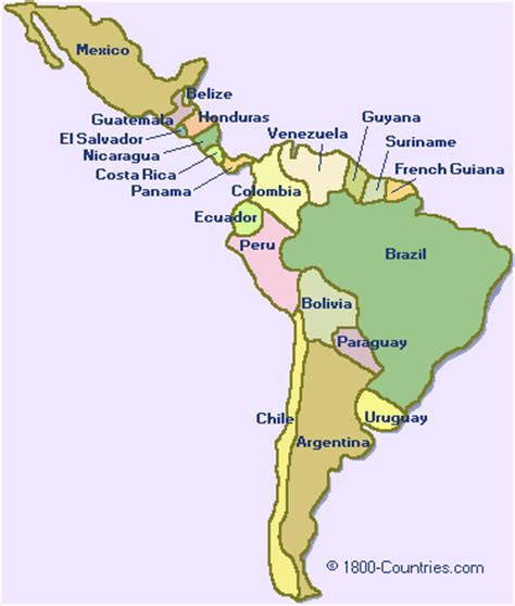 south america travel notes latin american travel guides