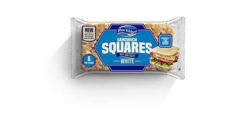 Square Ribbon introducing blue ribbon sandwich squares