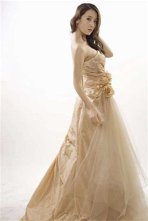 gold  white wedding dresses pictures ideas guide