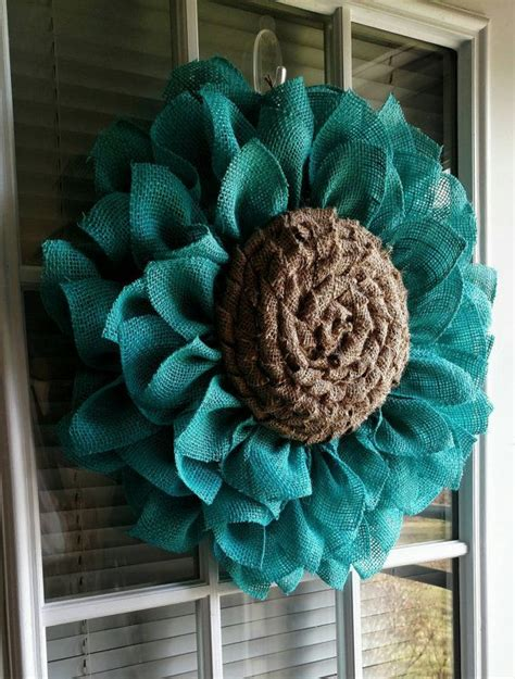 how to make a wreath with burlap 655 best wreaths images on pinterest summer wreath