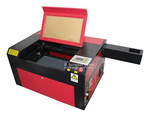 mesin grafir laser kr530 bengkel print indonesia