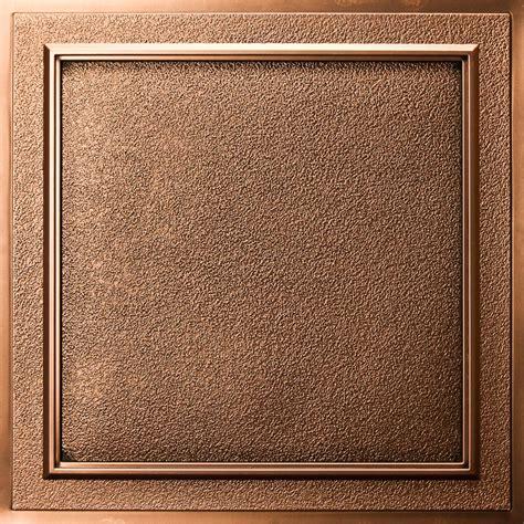 Bronze Ceiling Tiles by Terrace Ceiling Tile Antique Bronze Waterproof