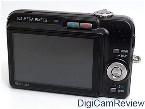Casio Exilim Ex Z1050 10 Megapixel Pink Digicam by Digicamreview Casio Exilim Ex Z1050 Digital