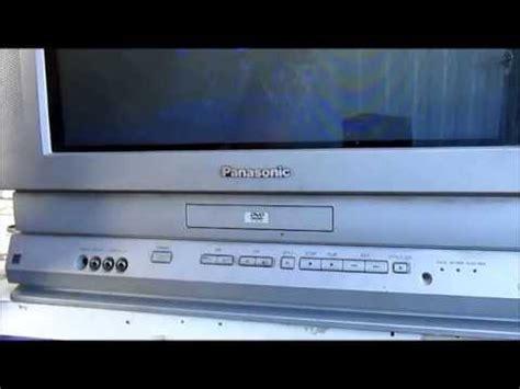 Tv Panasonic 29 Inch Tabung como abrir la bandeja de un dvd en un tv combo panasonic