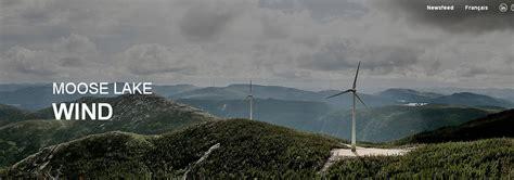 construction begins on 400 million tumbler ridge wind construction starts on moose lake wind project