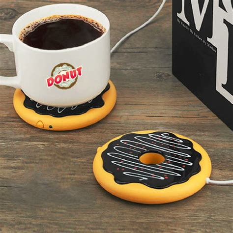 Fancy Desk Lamp by Coffee And A Donut Usb Cup Warmer