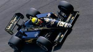 Ayrton Senna Lotus Ayrton Senna Lotus Renault 97t 1985 183 F1 Fanatic