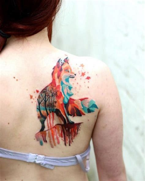 40 amazing fox tattoo designs nenuno creative