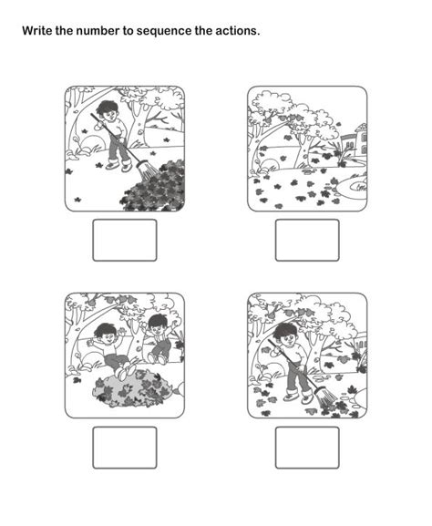 preschool sequencing activities printable 25 best ideas about sequencing worksheets on pinterest