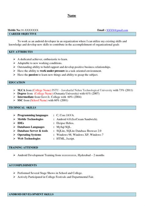 beaufiful salesforce developer resume sles pictures